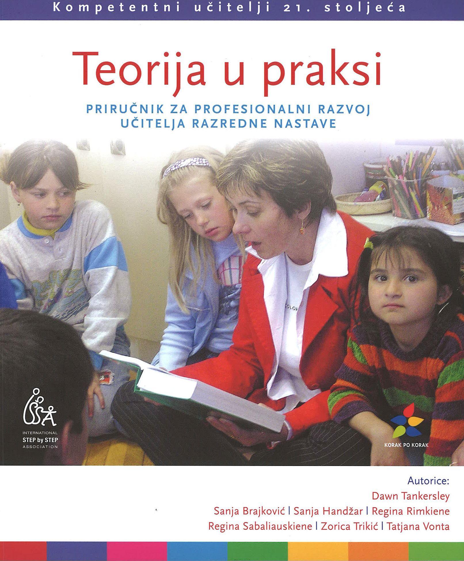 TEORIJA U PRAKSI - Priručnik za profesionalni razvoj učitelja