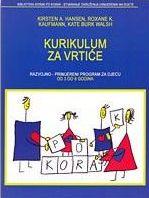 KURIKULUM ZA VRTIĆE - Razvojno-primjereni program za djecu od 3 do 6 godina